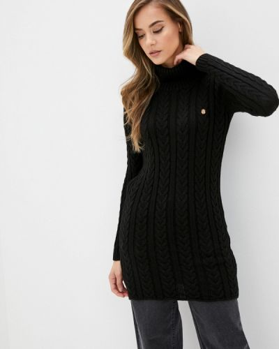 Черный свитер Jimmy Sanders