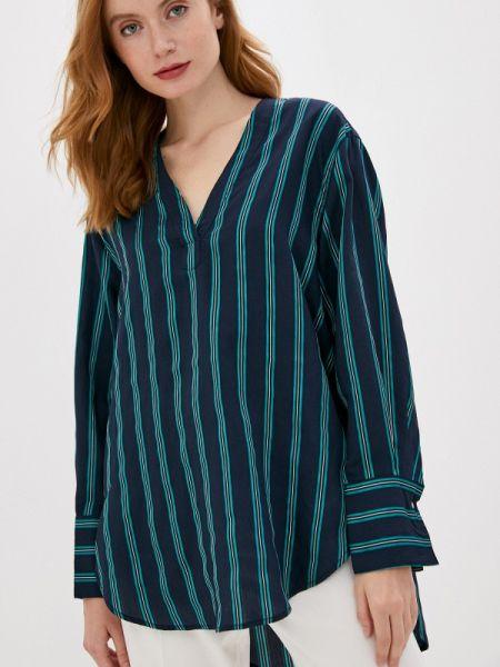 Блузка - синяя Soaked In Luxury