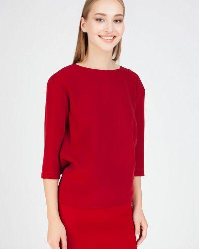 Блузка - красная Serginnetti