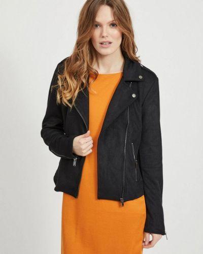Кожаная куртка Vila