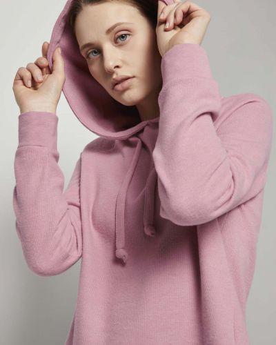 Толстовка с капюшоном - розовая Tom Tailor