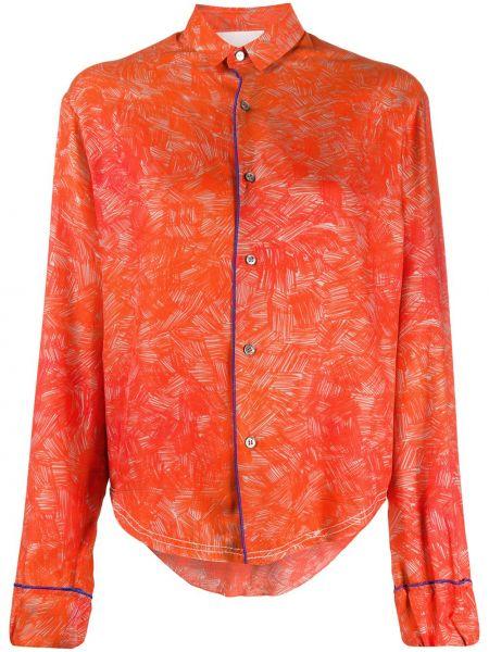 Классическая классическая рубашка с воротником Rohka