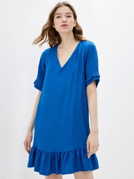 Платье - синее Adl