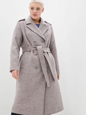 Пальто - розовое Modress