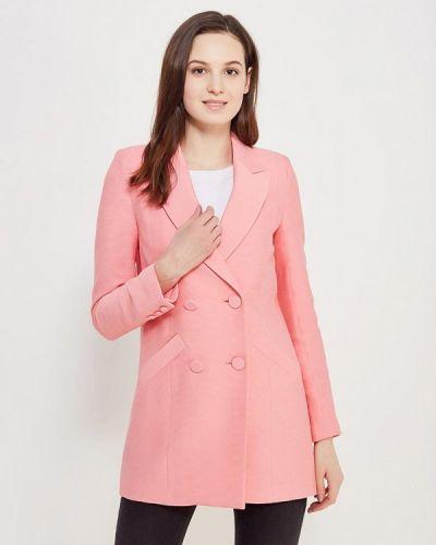 Розовое пальто River Island