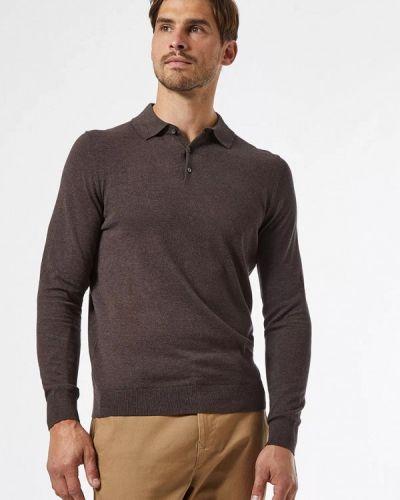 Поло - коричневый Burton Menswear London
