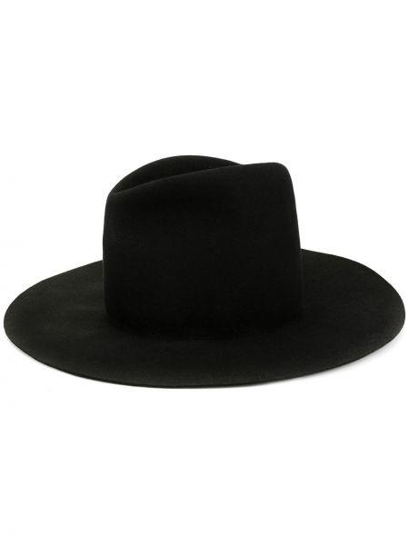 Шляпа с широкими полями шляпа-федора классическая Takahiromiyashita The Soloist
