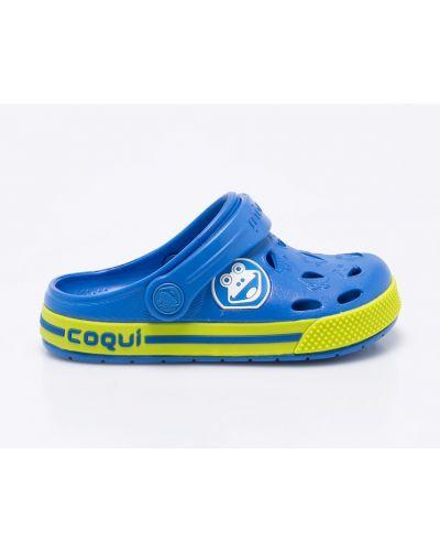 Шлепанцы синий Coqui