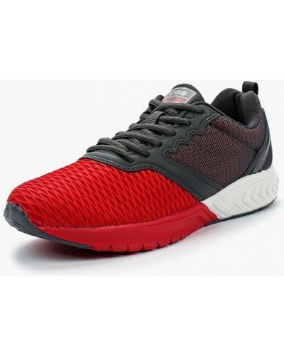 Красные кроссовки из искусственной кожи Strobbs