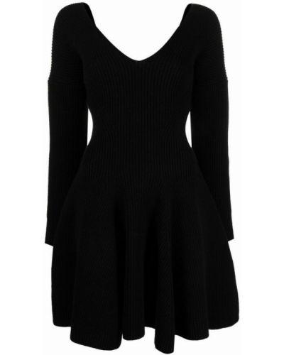 Czarna sukienka Alexander Mcqueen