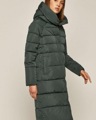 Стеганая куртка - зеленая Medicine