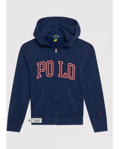 Dres - granatowy Polo Ralph Lauren