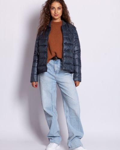 Джинсовая куртка с аппликацией Monte Cervino