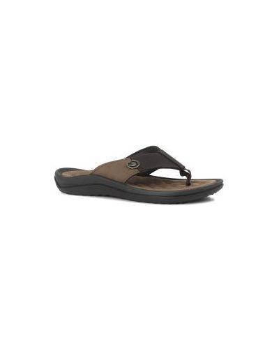 Шлепанцы темно-коричневый Cartago