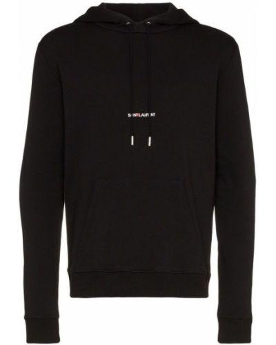 Sweter z kapturem Saint Laurent