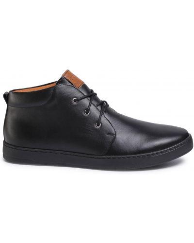 Ботинки - черные Quazi
