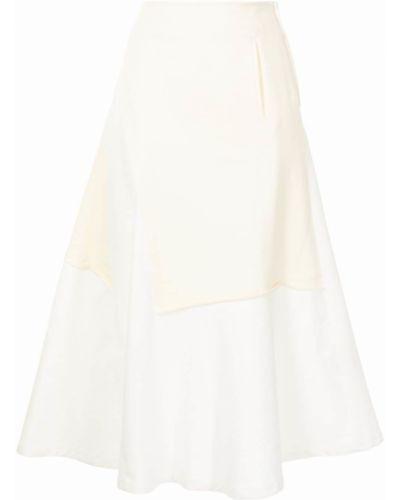 Bawełna bawełna asymetryczny spódnica Ys