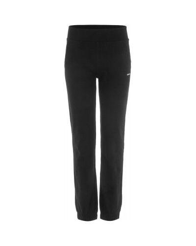 Хлопковые спортивные брюки - черные Demix