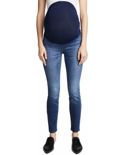 Джинсовые зауженные джинсы Madewell
