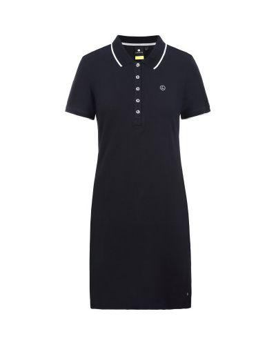 Спортивное платье - синее Luhta