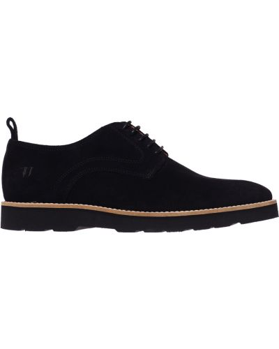 Туфли замшевые Trussardi Jeans