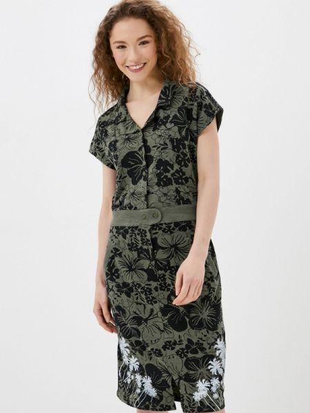 Платье - зеленое Relax Mode