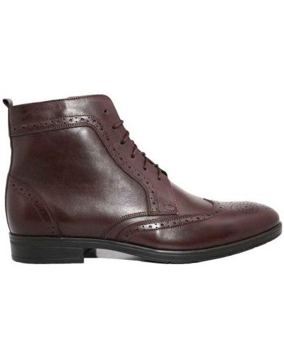 Ботинки - коричневые Ikos