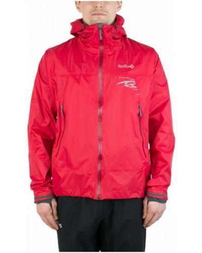 Красная куртка легкая Red Fox