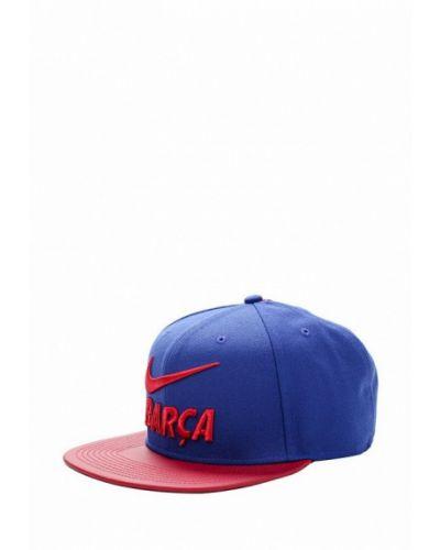 Синяя бейсболка 2018 Nike