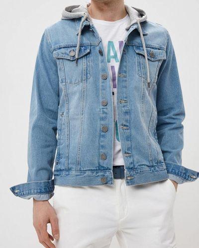 Джинсовая куртка голубой Blend