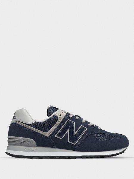 Текстильные кроссовки квадратные New Balance