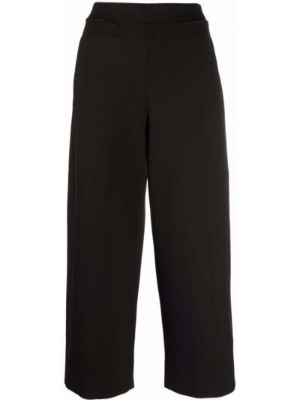 Черные брюки с поясом Calvin Klein