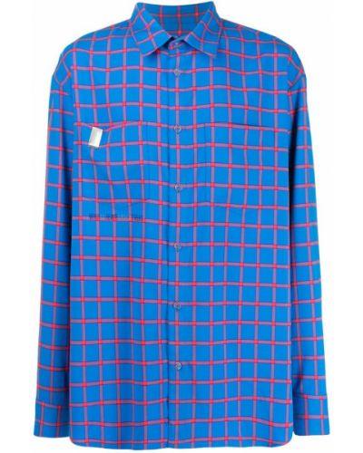 Классическая рубашка на пуговицах Wwwm