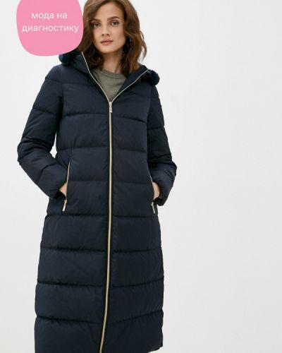Синяя зимняя куртка Geox