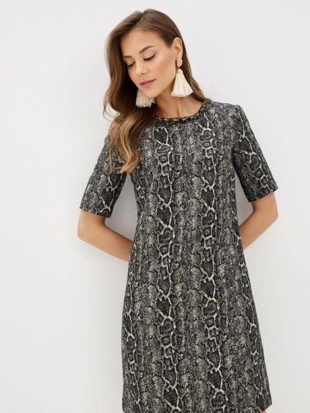 Платье - черное Lusio