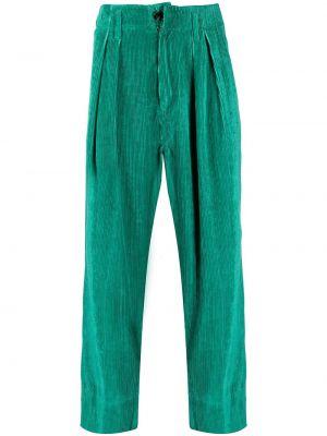 Bawełna zielony bawełna płaszcz mackintosh Mackintosh