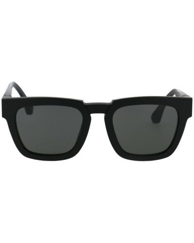 Czarne okulary Mykita