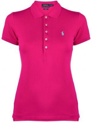 Klasyczna koszula, różowy Polo Ralph Lauren