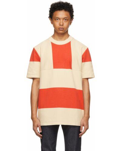 Белая футболка короткая Levi's Vintage Clothing