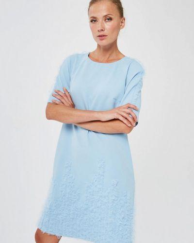 Платье - голубое Yulia'sway