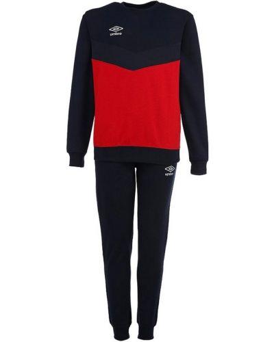 Спортивный костюм с вышивкой с карманами Umbro