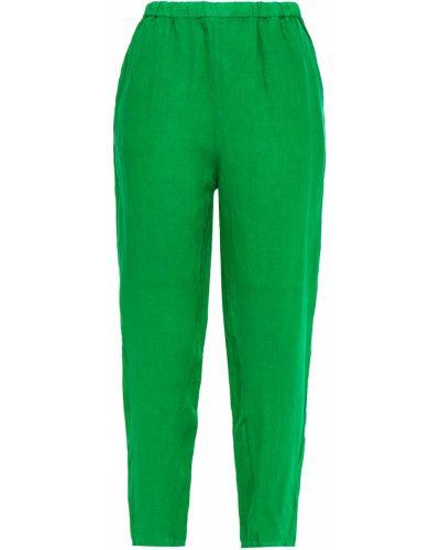 Палаццо - зеленые American Vintage
