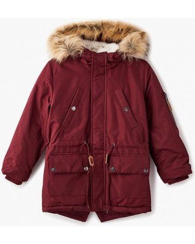 Куртка бордовый красная Modis