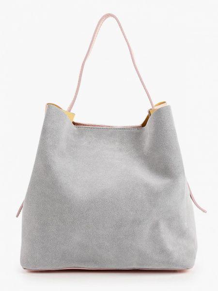 Кожаная сумка из натуральной кожи Lamania