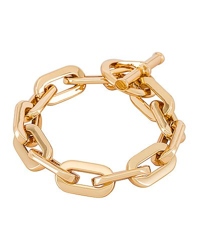 Złota bransoletka ze złota pozłacana Jenny Bird