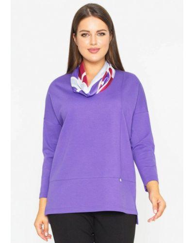 Джемпер - фиолетовый Lina