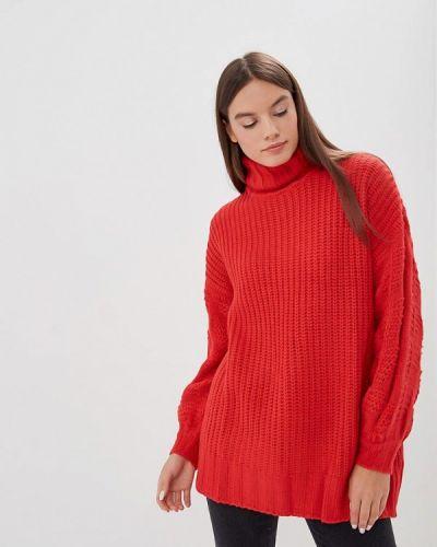 Красный свитер Lost Ink.