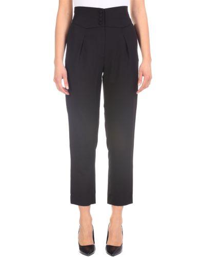 Czarne spodnie Jijil