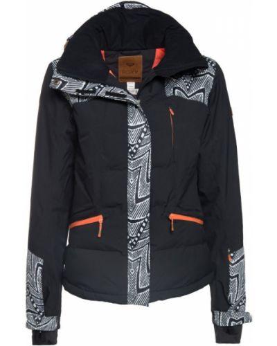 Утепленная куртка с капюшоном водонепроницаемая Roxy