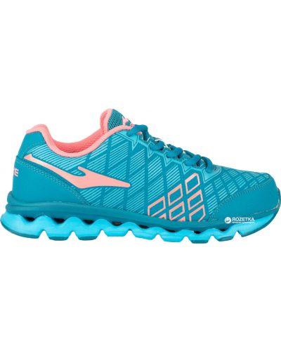 Спортивные кроссовки - голубые Erke